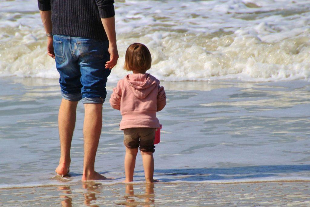 Zakaj vsak ločen starš kdaj zamoči in zakaj to ni nič hudega