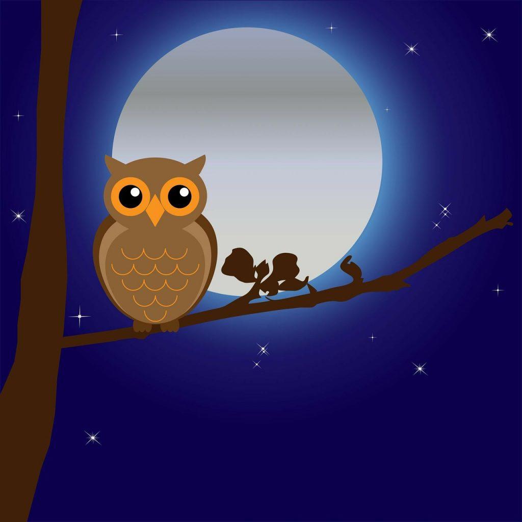 Kako je nastala luna - pravljica za lahko noč