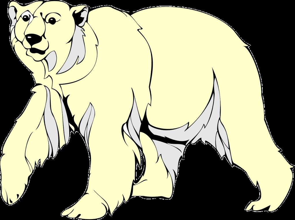 Veliki beli medved in škratje