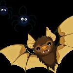 Zakaj netopir leta samo ponoči – pravljica za lahko noč