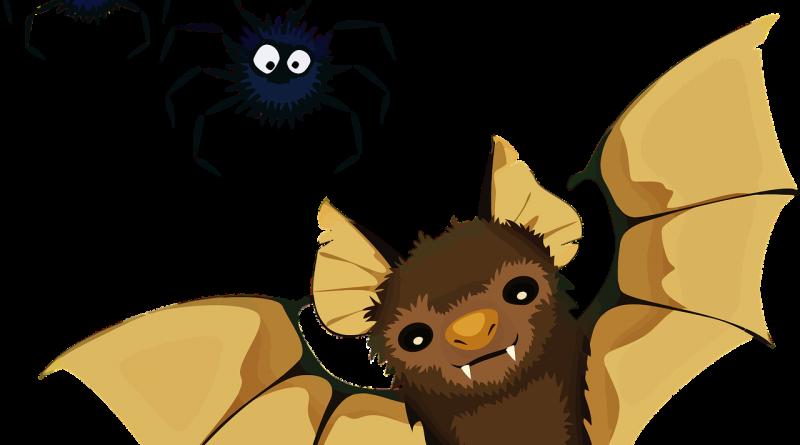 Zakaj netopir leti ponoči - pravljica za lahko noč