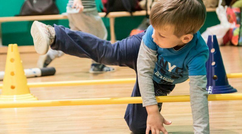 Štiri skrivnosti gibalnega opismenjevanja - gibanje je nagon