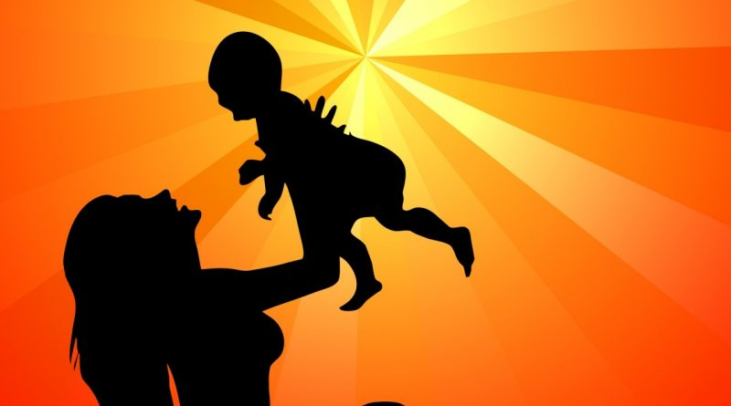 Razvoj otroka - od rojstva do pubertete