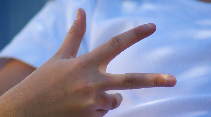 Uporaba prstov pri računanju je močno orodje za učenje matematike