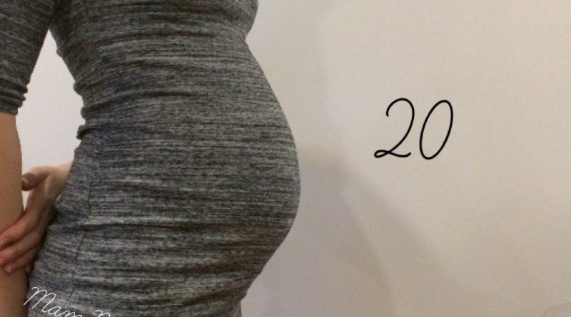Nosečniški dnevnik 2: 20. teden nosečnosti