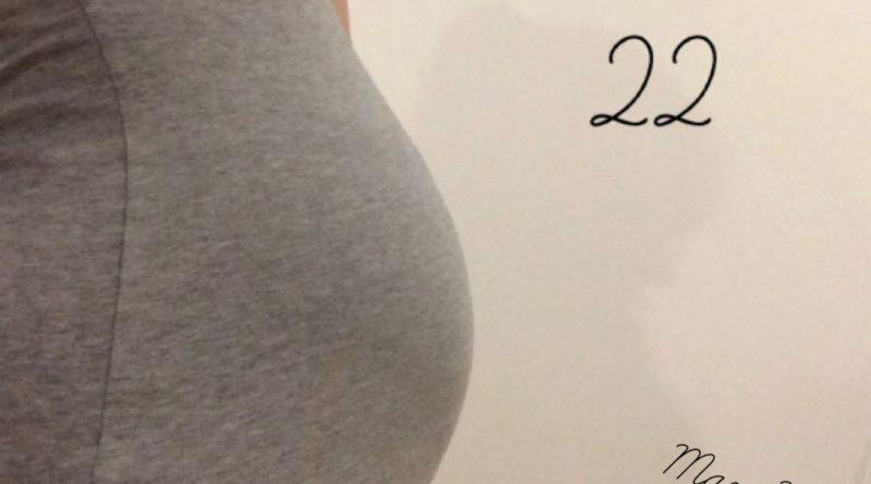 Nosečniški dnevnik 2: 22. teden nosečnosti