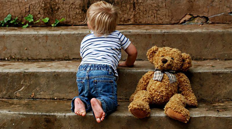 Zakaj otrok ne zmore sam?