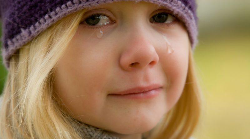Zakaj se bojite otroškega joka?