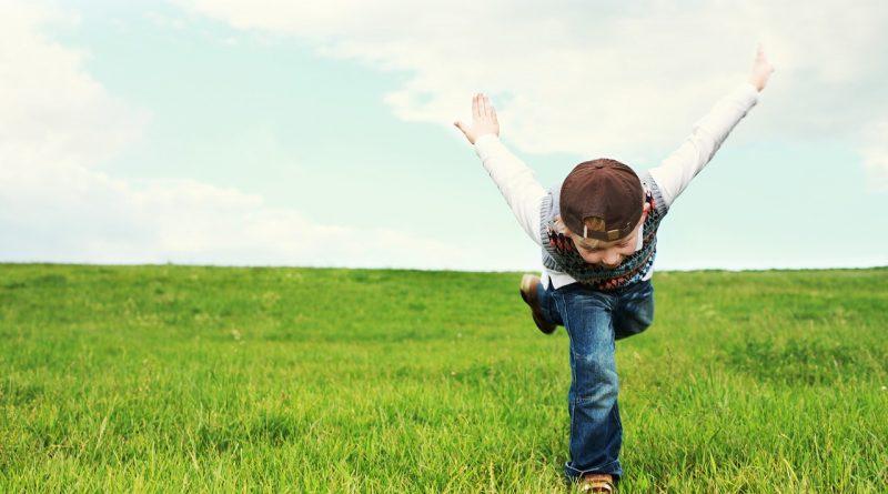 Imate temperamentnega otroka? Potem ste lahko srečni!