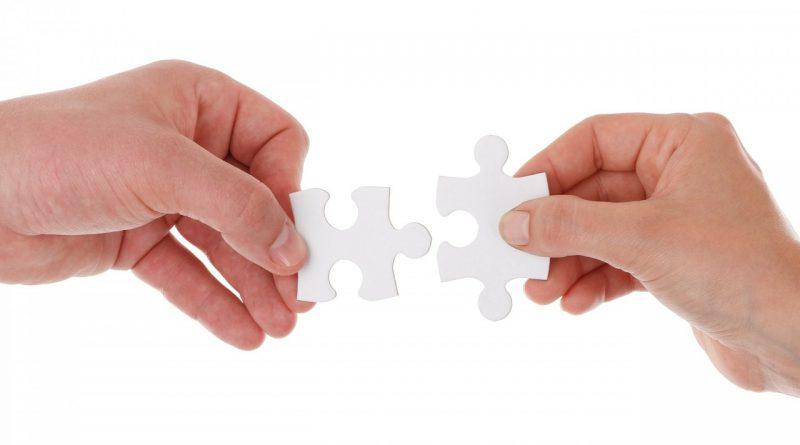 Si v partnerstvu puzla ali krog?