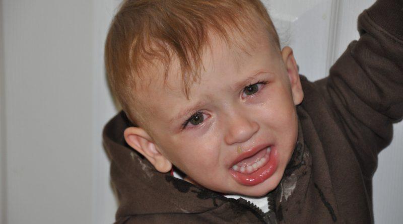 Zakaj čustveni izbruh pri otroku