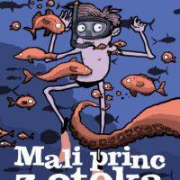 Mali princ z otoka (nagrada Desetnica) – Mate Dolenc