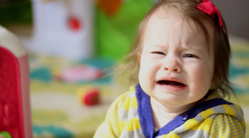 Otroški jok - katero je najbolj napačno prepričanje o otroškem joku?