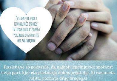 Česa se lahko naučimo od parov, ki zmorejo ohranjati povezanost v partnerstvu