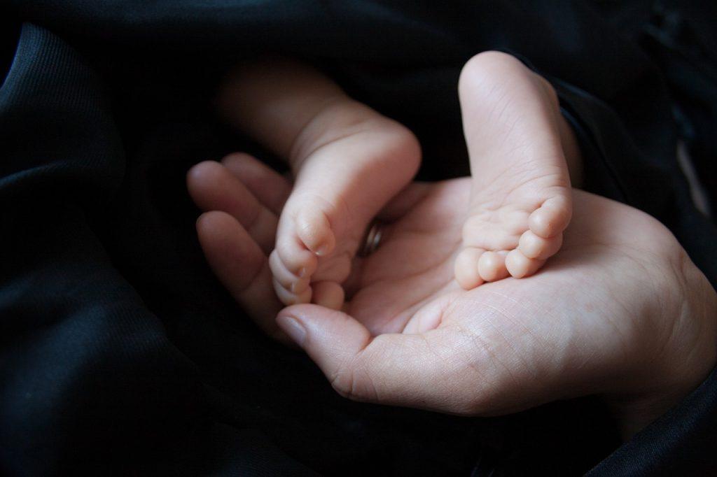 Prihod otroka in partnerski odnos