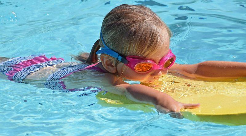 Varnost otrok v vodi