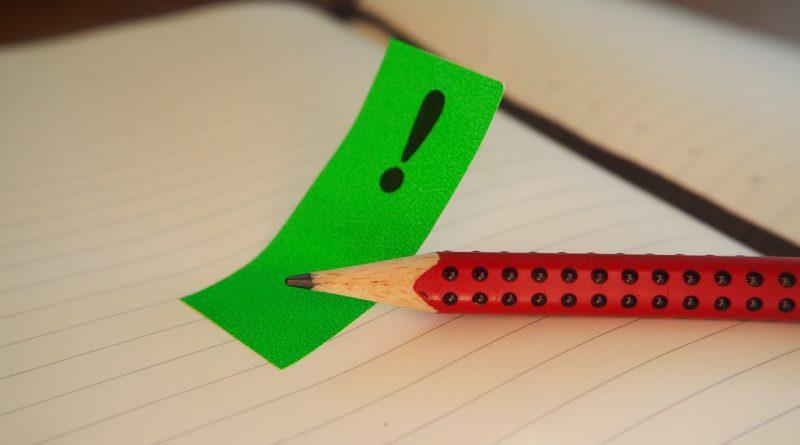 Učenje na pamet ... in kako uporabiti post listke