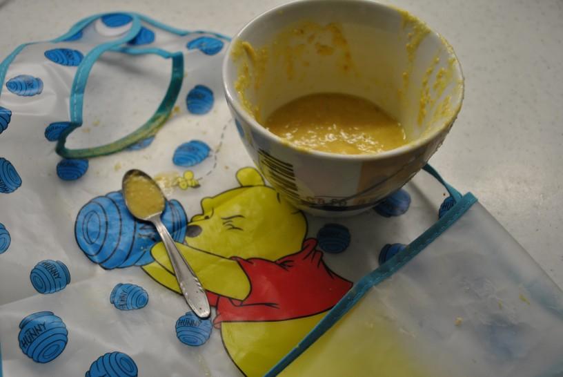 5 receptov - sadne malice za dojenčke