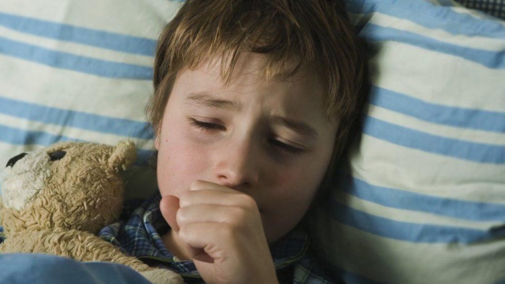 Otrok ima vročino - kako mu pomagati?
