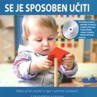 Vsak otrok se je sposoben učiti: Knjiga + CD
