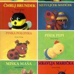 Zbirka Drobižki – 8 knjig