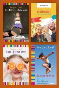 Zbirka Jesper Juul (4 kjnige)