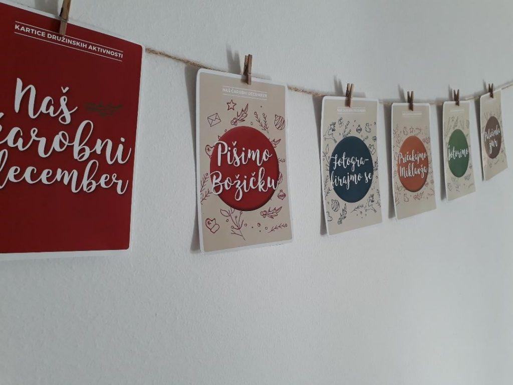 Adventni koledarji za čarobne decembrske dni