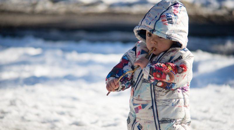 Okrepite otrokov imunski sistem v zimskih mesecih