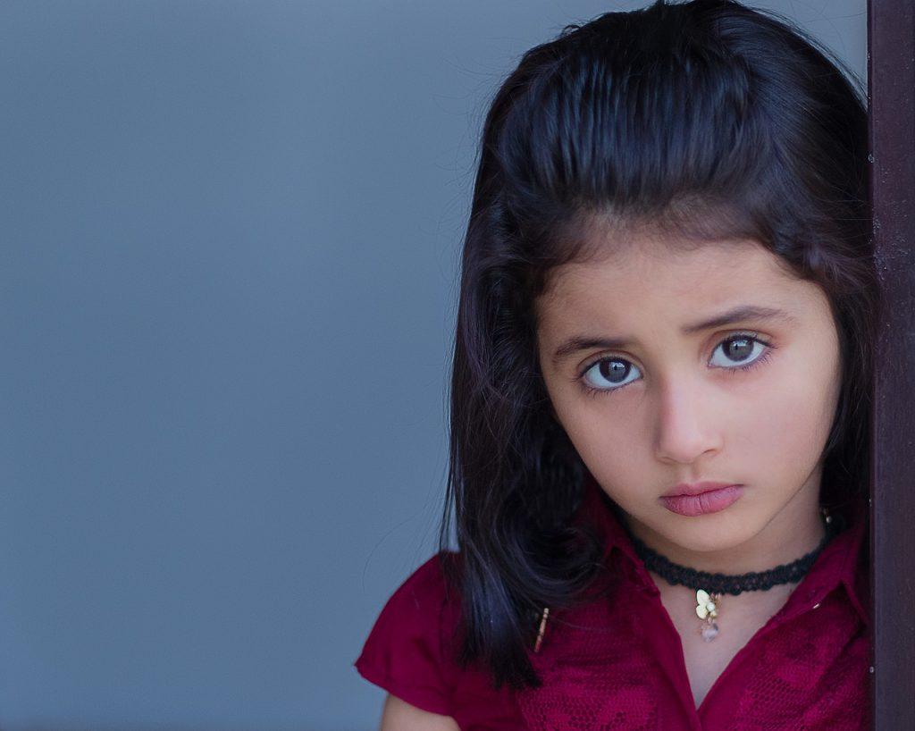 Kako lahko otrok odloži svoje stiske in napetosti?