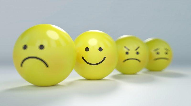 Prijetna in neprijetna čustva - namesto pozitivna in negativna