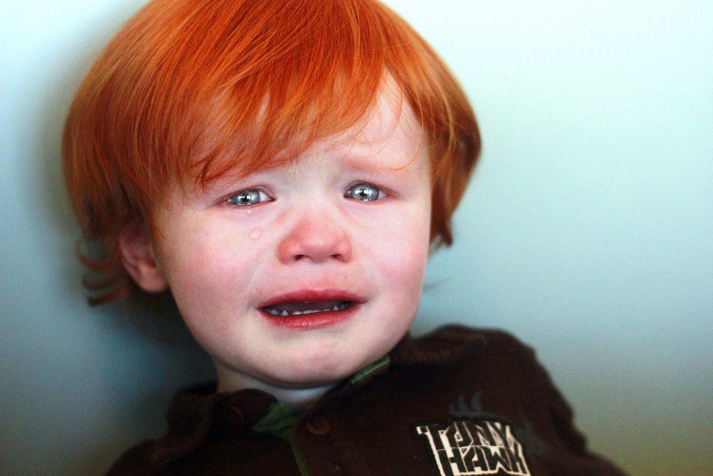 Zakaj otrok joka