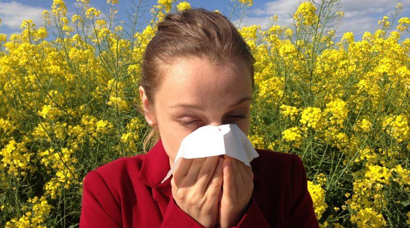 Alergije - kaj moramo starši vedeti