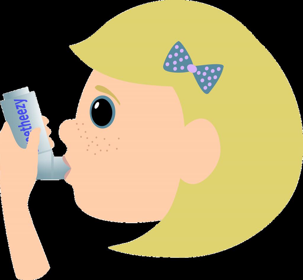 Ima vaš otrok astmo?