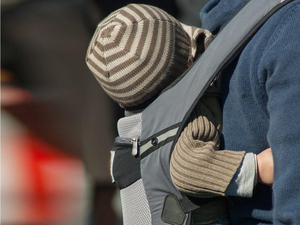 Nosilke za dojenčka