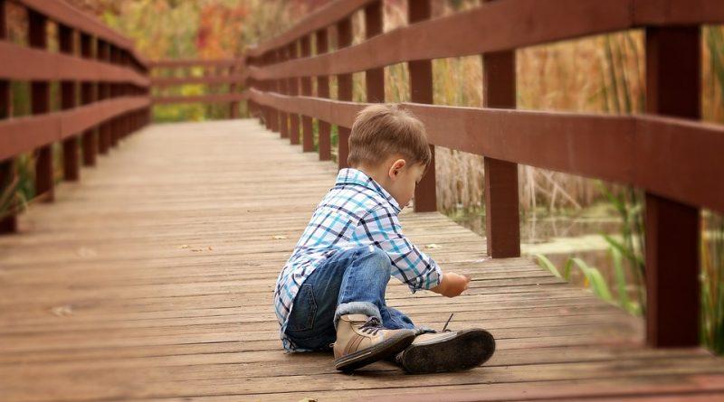 Kako lahko začnete držati prostor za otrokov jok
