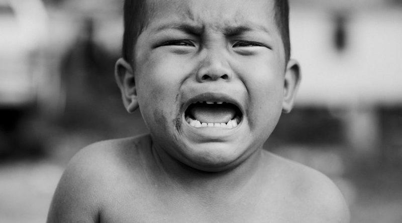 Zdrave otrokove frustracije