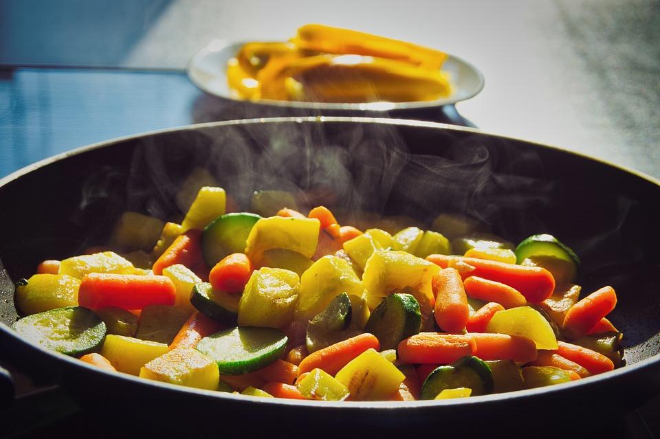 Način kuhanja hrane, s katerim ohranimo njene hranljive lastnosti