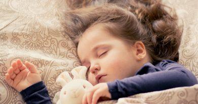 Energetsko izčrpan otrok