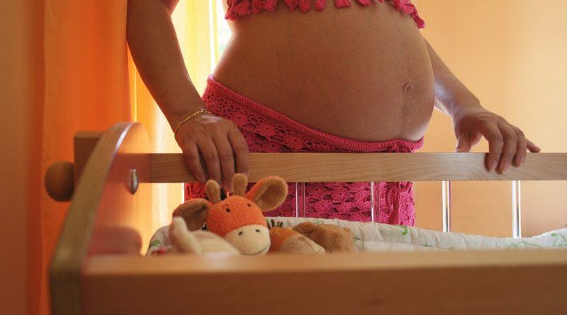 Izčrpani že v nosečnosti