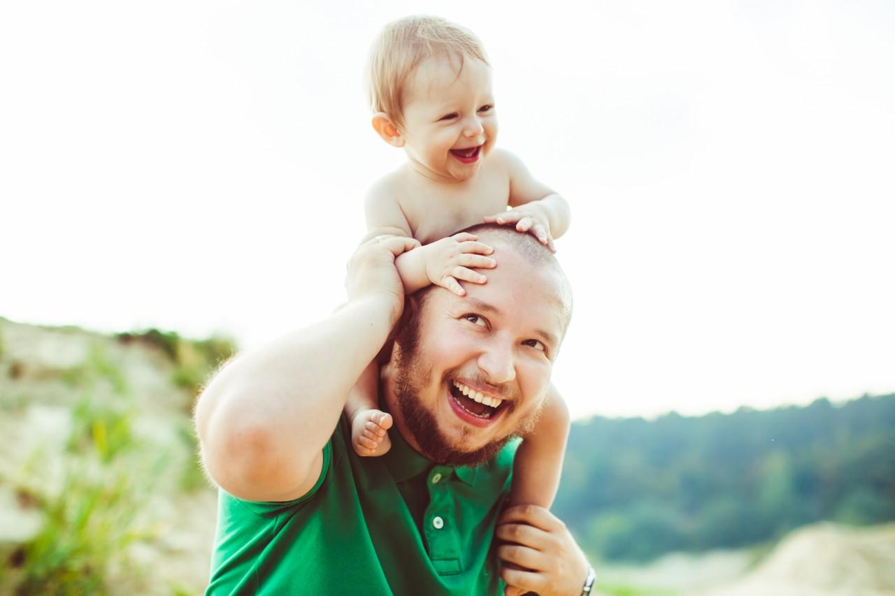 Kako (p)ostati odlični starši - več se smejte