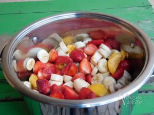 Recept: Lučkina jagodna marmelada z banano