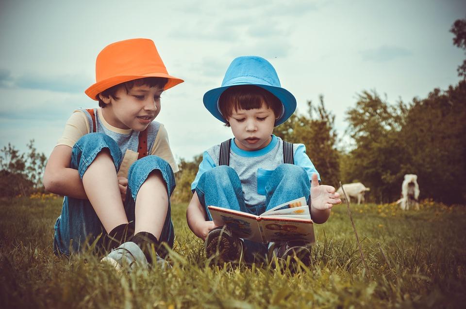 Kako vzgojiti dobrega bralcaKako vzgojiti dobrega bralca