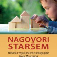Nagovori staršem – Maria Montessori