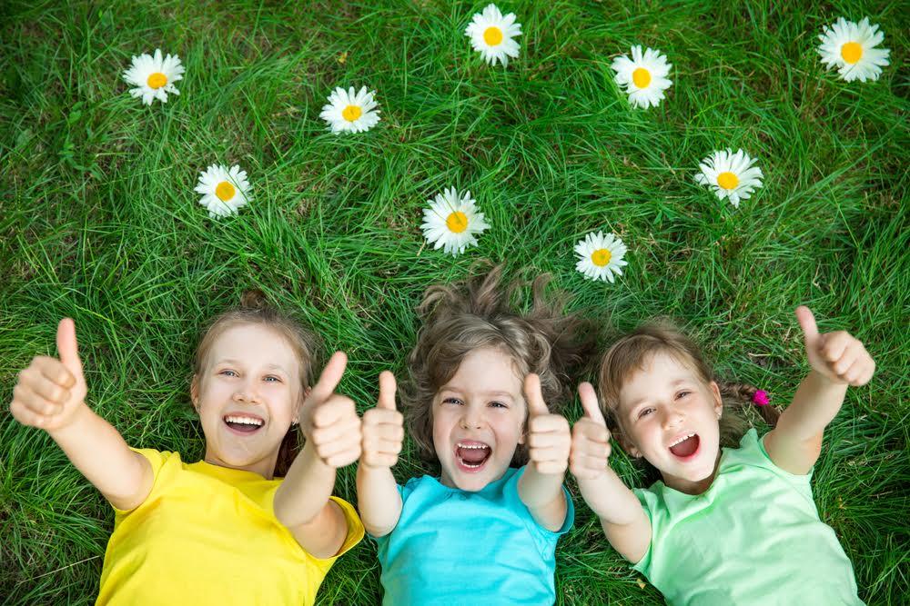 Otroka naučijo živeti zdravo
