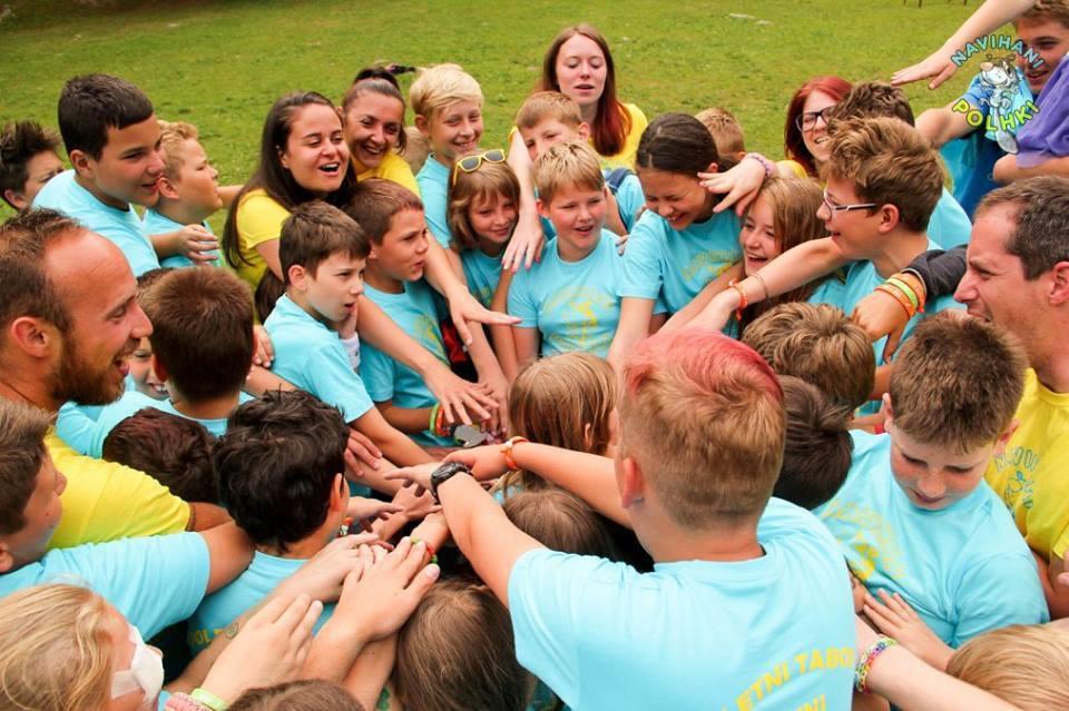 Navihani polhki – Aktivne počitnice za otroke