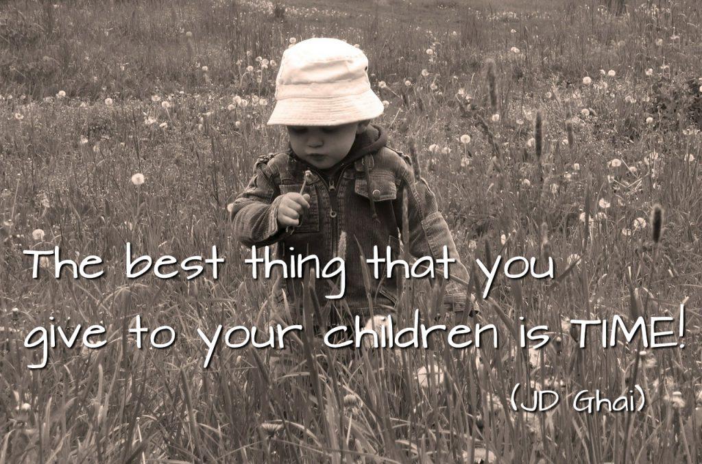 Starševstvo kot način življenja