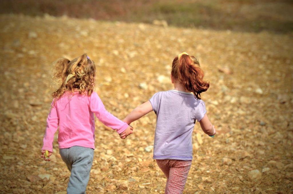 Otroška prijateljstva