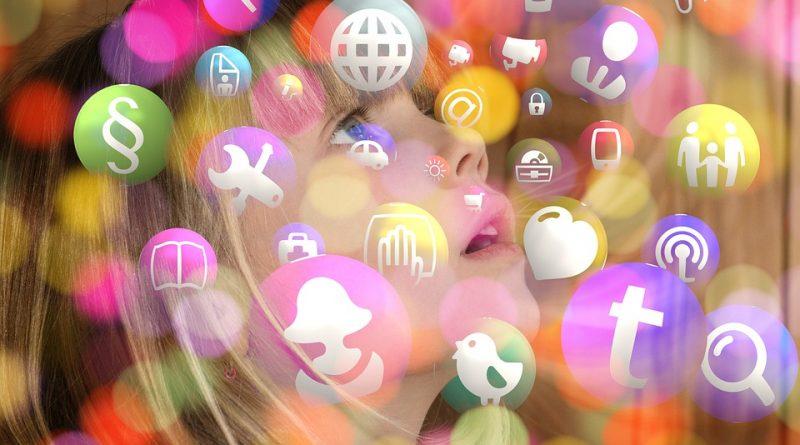 Naučite otroke odgovorne uporabe socialnih omrežij