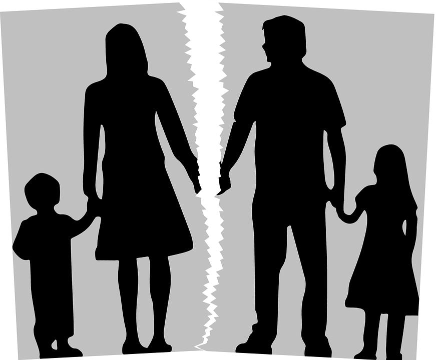 Ko ločitev postane vojna