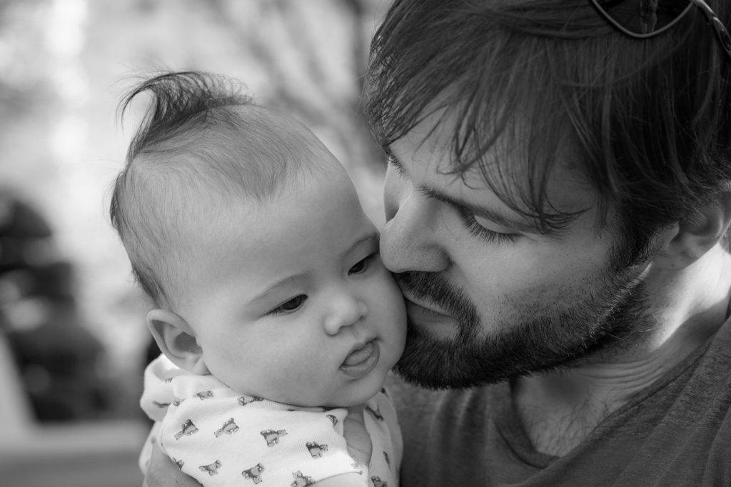 Ljubeči očka